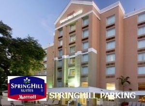 SPRINGHILL FORT LAUDERDALE AIRPORT- PARKING