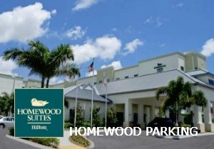 Homewood Suites by Hilton Ft.Lauderdale Airport-Cruise Port -parking