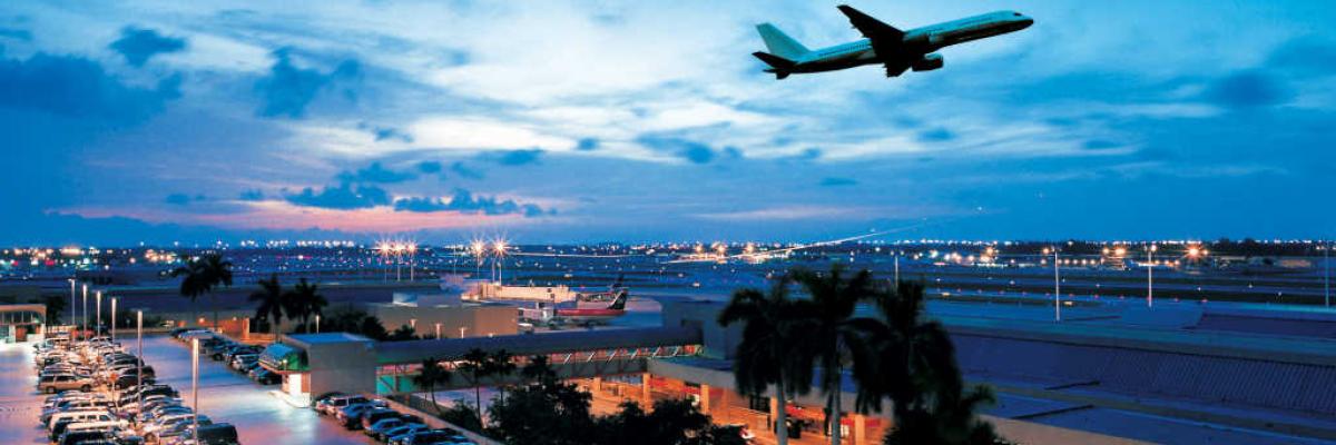Fort Lauderdale Airport Parking