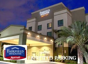 Fairfield Inn & Suites Fort Lauderdale Airport -Parking