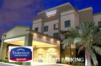 Fairfield Inn & Suites Fort Lauderdale Airport -Parking