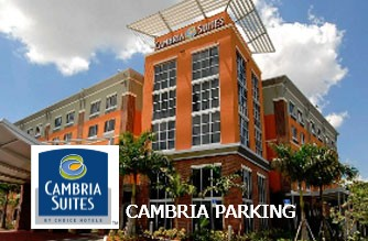 Cambria Hotel Ft Lauderdale -Parking