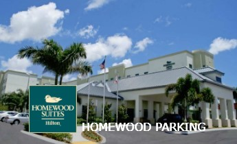 Homewood Suites by Hilton Ft.Lauderdale Airport-Cruise Port -parking
