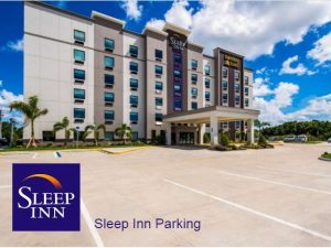 sleep Inn Parking 300x225 - Sleep Inn Hotel Parking